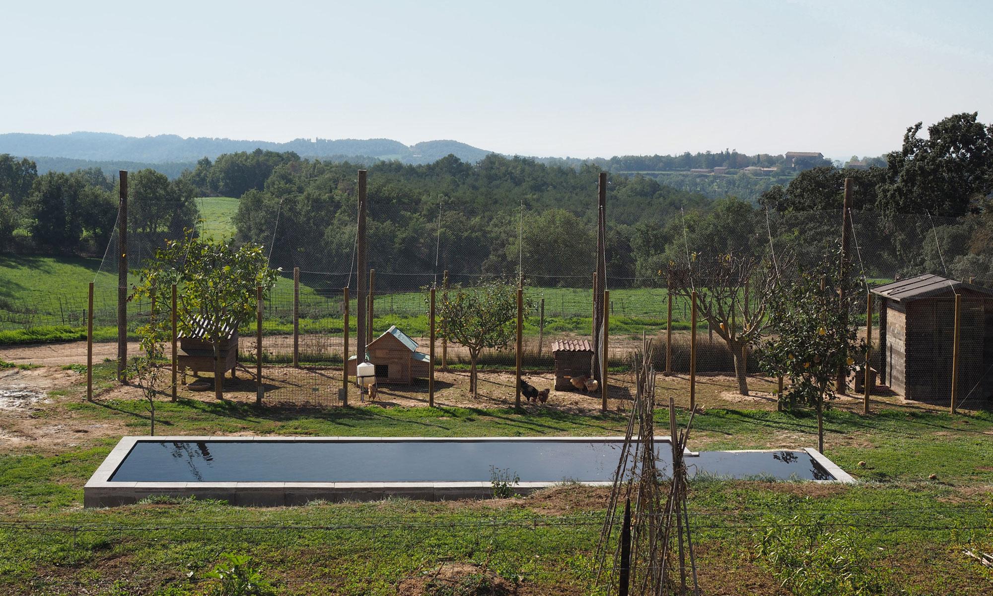 Mas Vilanova – Fase 1 – Frontal