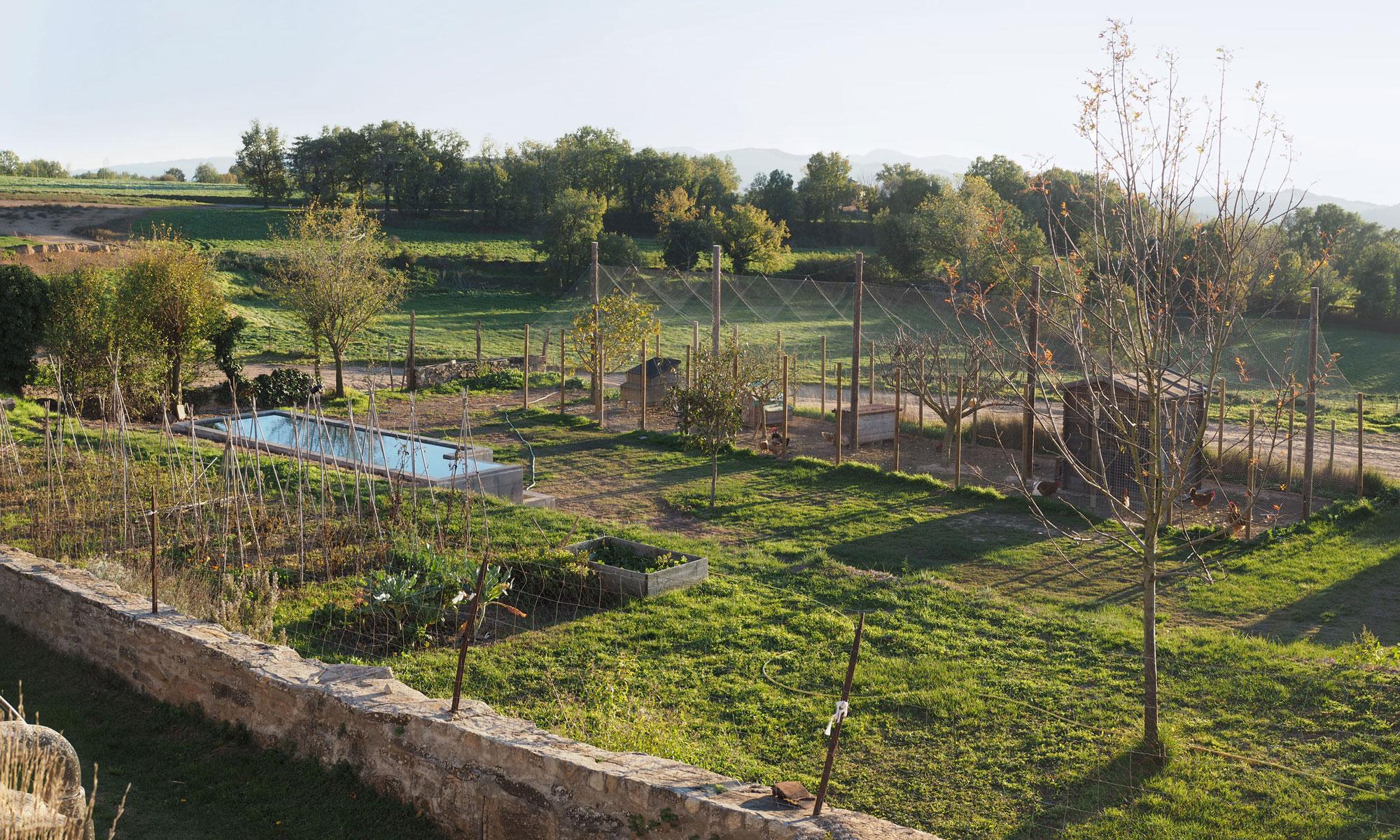 Mas Vilanova – Fase 1 Panorámica