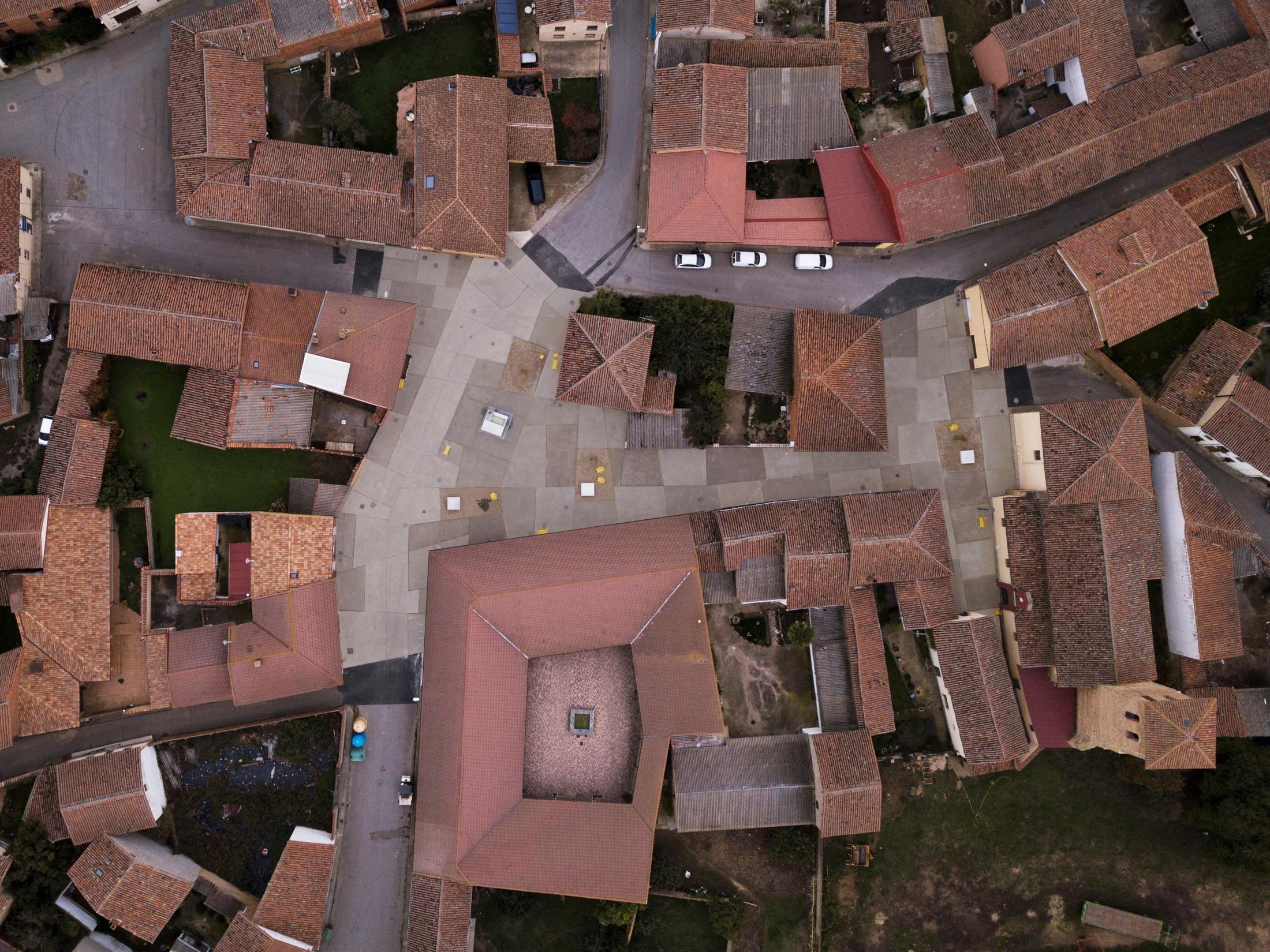 Plaza Mansilla – Ortofoto