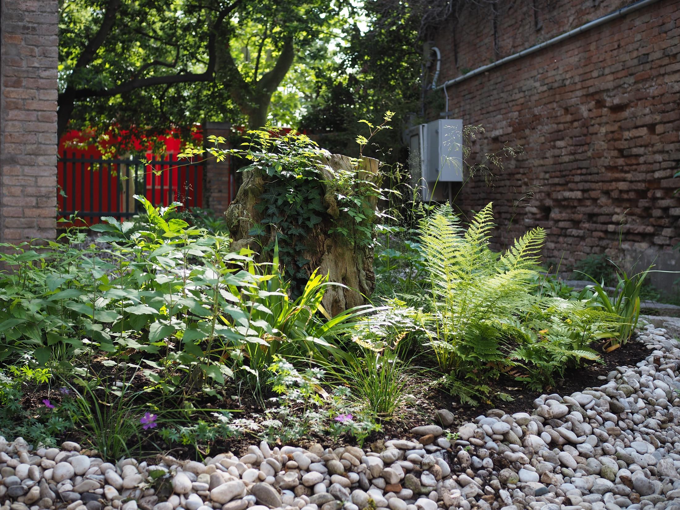 Jardin (in)temporal – Detalle