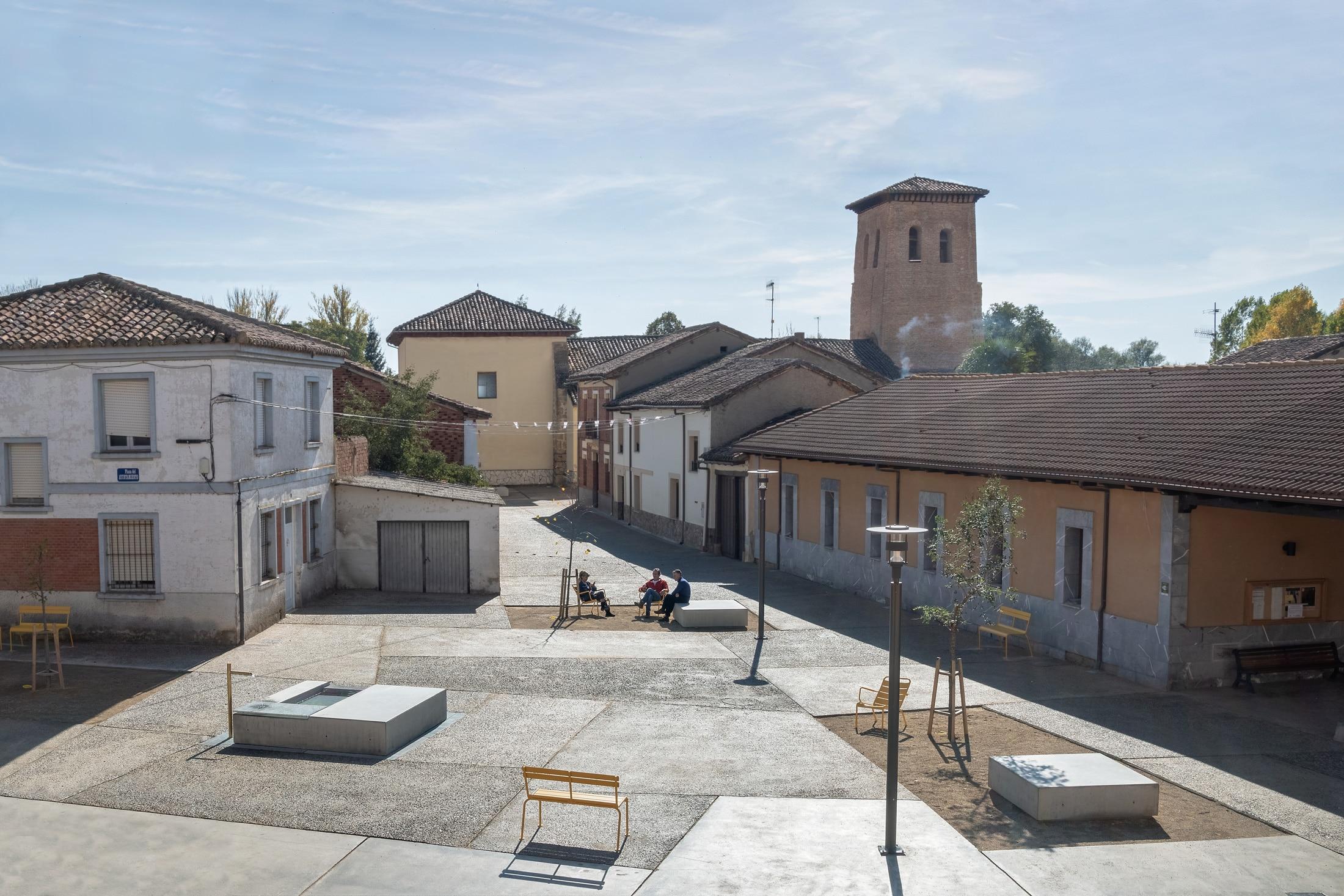 Plaza Mansilla Panorámica
