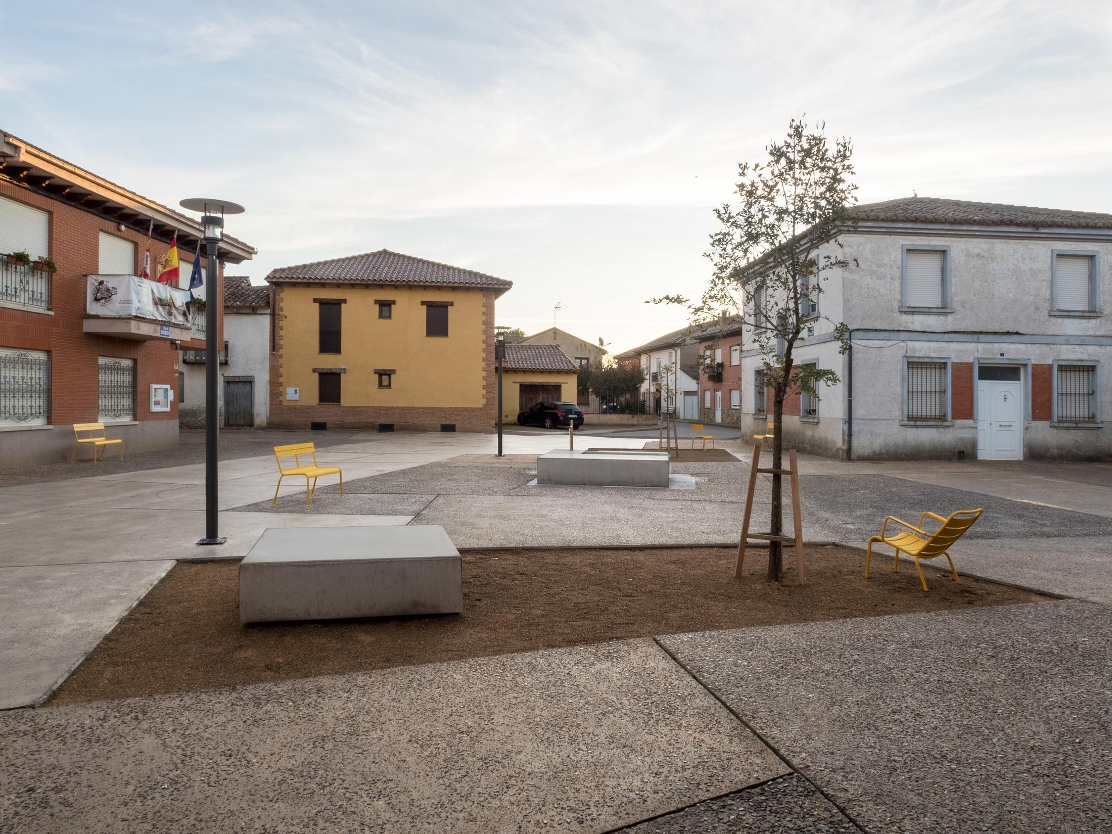 Plaza Mansilla Mayor – Parterre Terrizo